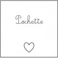 • Pochette