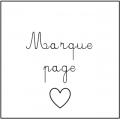 • Marque page