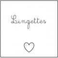 • Lingettes