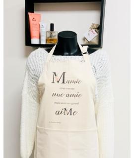 Tablier Mamie M