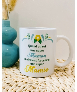 Mug Maman Mamie